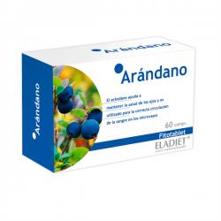 Arándano Fitotablet - 60 Tabletas [Eladiet]