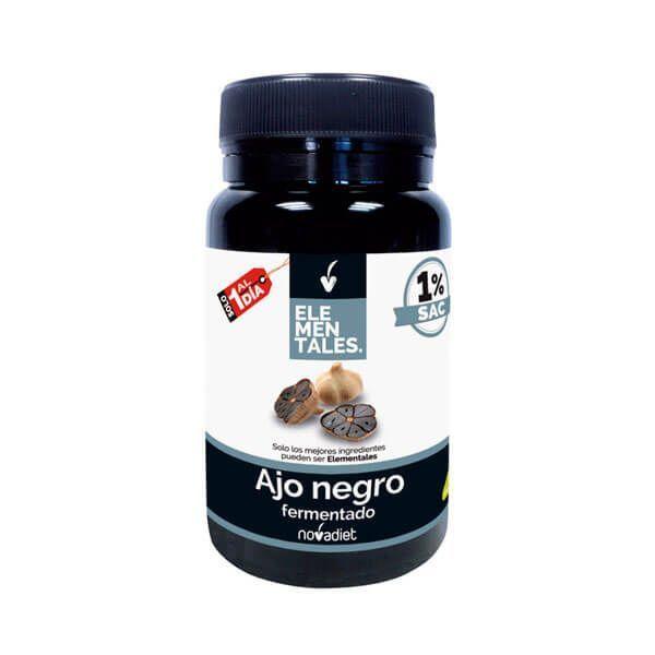 Ajo Negro Fermentado - 30 Cápsulas
