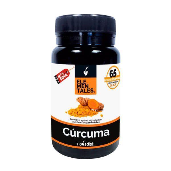 Cúrcuma - 30 Cápsulas