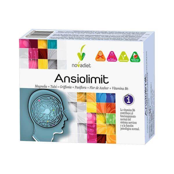 Ansiolimit - 60 Cápsulas