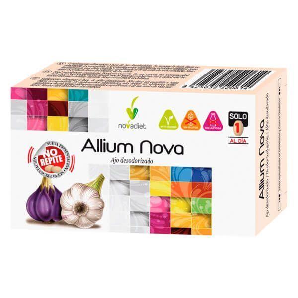 Allium Nova - 30 Tabletas