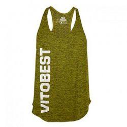 Camiseta Tirantes Elastic-Dry