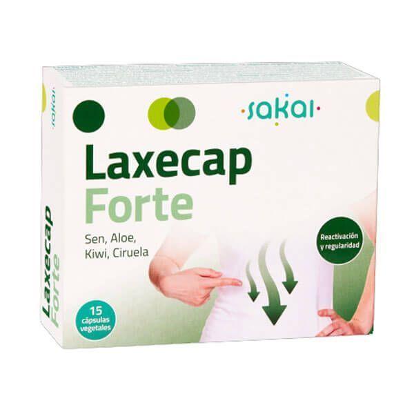 Laxecap Forte - 15 Cápsulas