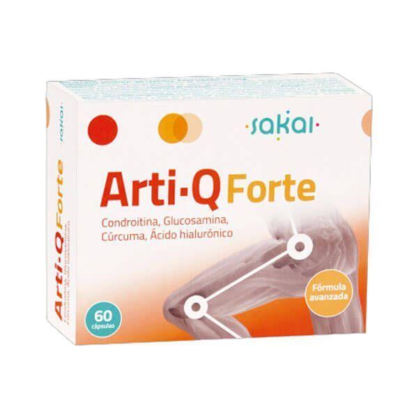 Arti-Q Forte - 60 Cápsulas
