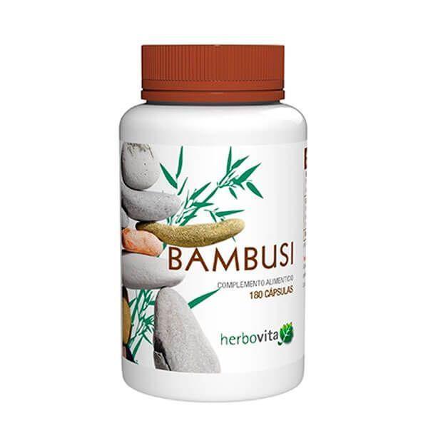 Bambusi - 180 Cápsulas
