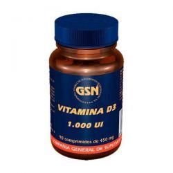 Vitamina D3 1000 UI - 90 Tabletas