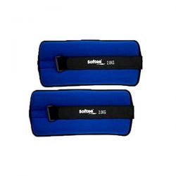 Weighted ankle / wrist support set - 2 kg
