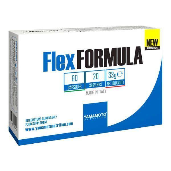 Flex FORMULA - 60 Cápsulas