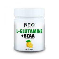 Glutamina + BCAA - 300g