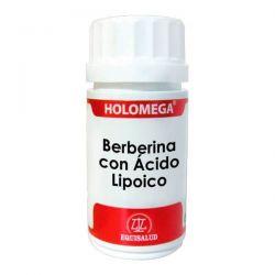 Holomega Berberina con Ácido Lipoico - 50 Cápsulas