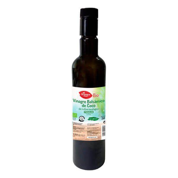 Vinagre de coco Balsámico Bio - 250ml