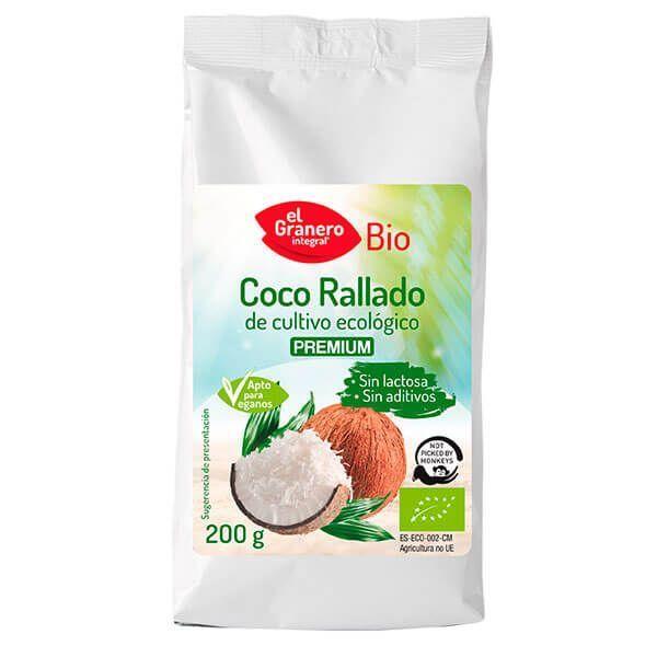 Coco Rallado Bio - 200g