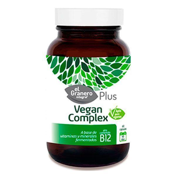 Vegan Complex 457mg - 60 Cápsulas
