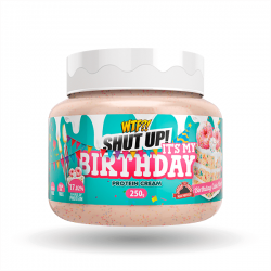 Wtf?! shut up! it's my birthday protein cream - 250g