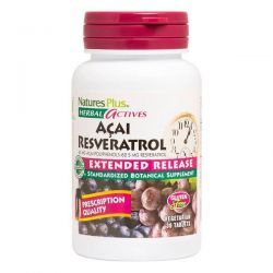 Acai resveratrol - 30 tablets