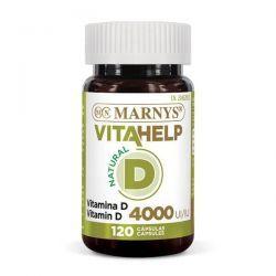VitaHelp Vitamina D 4000 UI - 120 Cápsulas