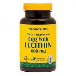 Egg yolk lecithin 600mg - 90 capsules