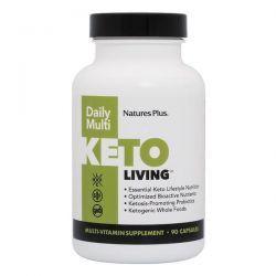 Keto living daily multi - 90 capsules