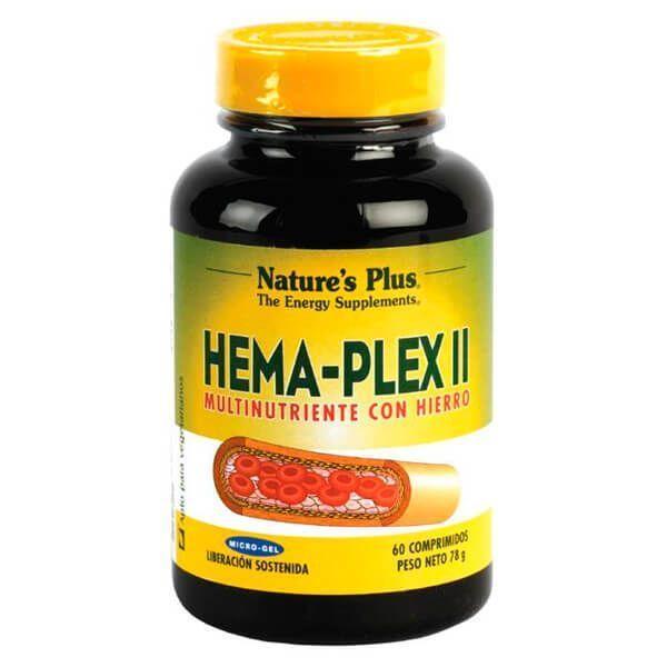 Hema-Plex II - 60 Tabletas
