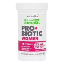 GI Natural Pro Biotic Women - 30 Cápsulas