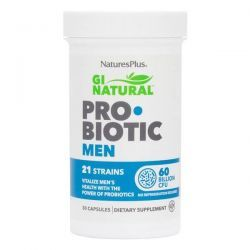 Gi Natural Pro Biotic Men - 30 Cápsulas