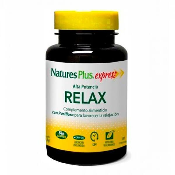Express Relax - 30 Tabletas