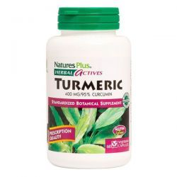 Turmeric 400mg - 60 capsules