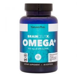 Brainceutix omega+ - 60 softgels
