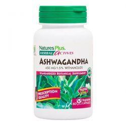 Ashwagandha 450mg - 60 Cápsulas