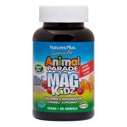 Animal Parade Magnesium Kidz - 90 Tabletas