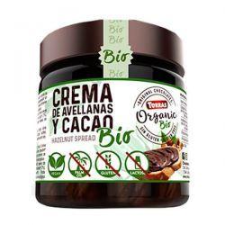 Crema de Avellanas y Cacao Bio - 200g