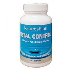 Metal control - 120 tablets