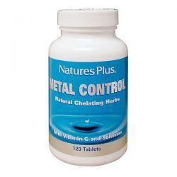 Metal Control - 120 Tabletas