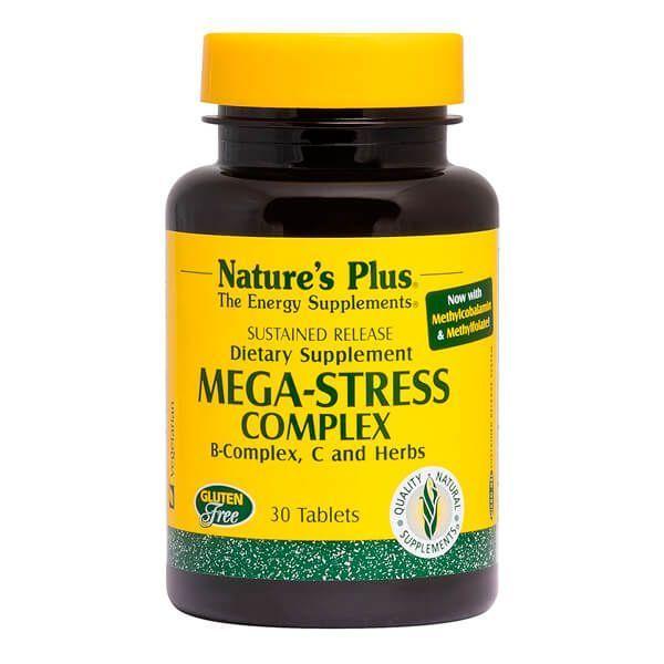 Mega-Stress Complex - 30 Tabletas