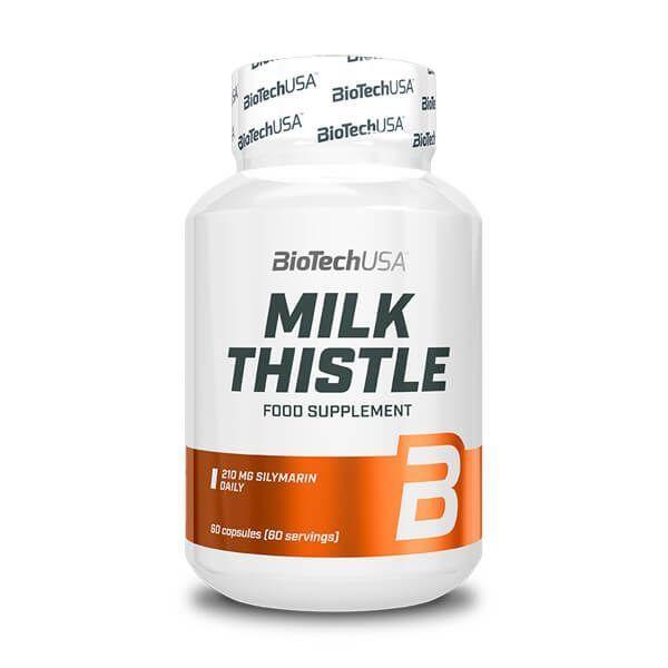 Milk Thistle - 60 Cápsulas