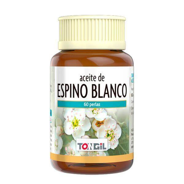 Aceite de Espino Blanco de 60 softgels del fabricante Tongil (Sistema Circulatorio)