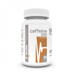 Cafeína 200 - 100 Tabletas