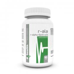 R-ALA (Ácido Alfa Lipóico) - 90 tabletas