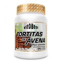 Tortitas de Avena de 500g del fabricante VitoBest (Pancakes, Tortillas y Creps)