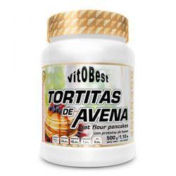 Tortitas de Avena de 500g de VitoBest (Pancakes, Tortillas y Creps)