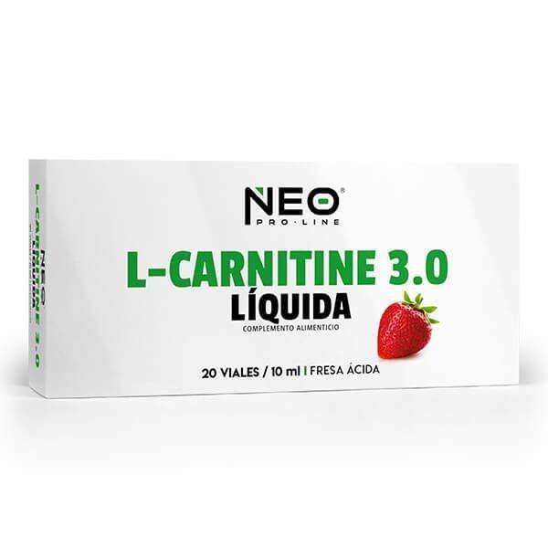L-Carnitina 3.0 - 20 Viales