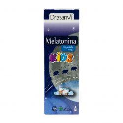 Melatonin liquid kids 1mg - 50ml