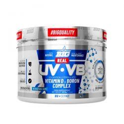 UV VB  Vitamin D and Boro Complex - 60 Cápsulas