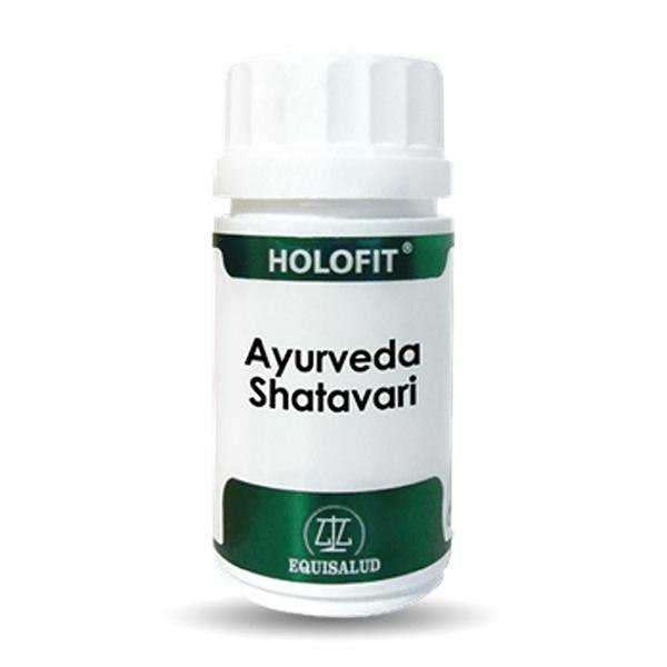 Ayurveda Shatavari envase de 60 cápsulas de Equisalud (Especial Mujer)