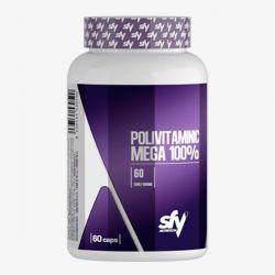 Mega Polivitamínico 100% - 60 Cápsulas