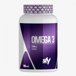 Omega 3 + Vitamina E 500mg - 100 Softgels