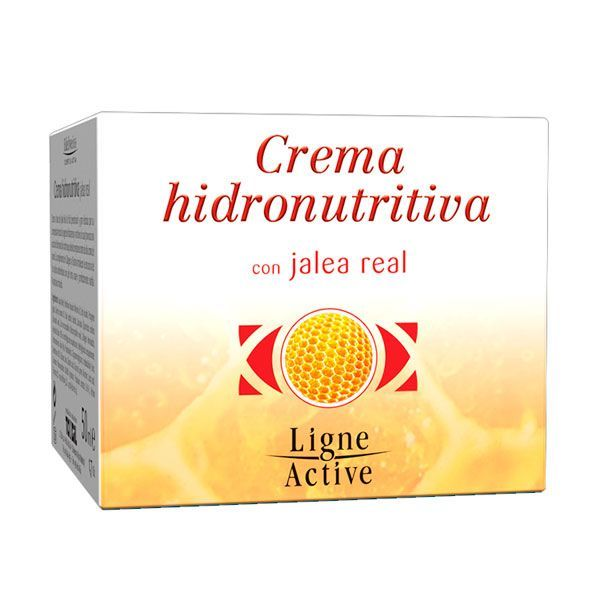 Crema Hidronutritiva con Jalea Real de Tongil