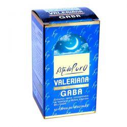 Estado Puro Valeriana Gaba envase de 40 cápsulas de la marca Tongil (Mejora del sueño)