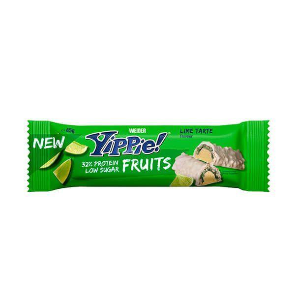 Barrita Yippie! Fruits - 45g