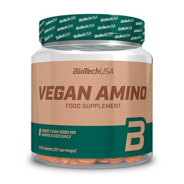 Vegan Amino - 300 Tabletas